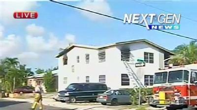 Candle May Have Sparked Lake Worth Apartment Fire