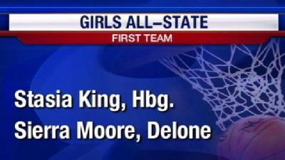Local Girls Make All-State Basketball Teams