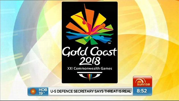 2018 Commonwealth Games logo unveiled