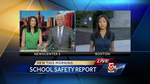 New school safety recommendations to be released