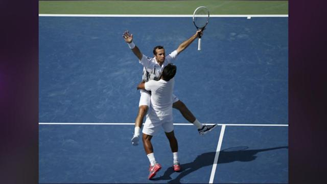 Bryan Brothers Lose At U.S. Open