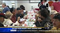 San Diego Rescue Mission hosts annual Christmas dinner