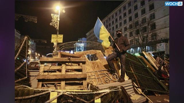 Ukraine's Yanukovich Appeals For 'a Bad Peace Not A Good War'