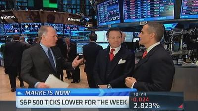 Market has wait-and-see attitude: Darst
