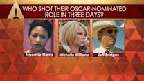 Preview 2017 Oscars with some movie trivia