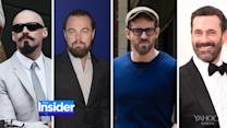 Hollywood's Hottest Beards