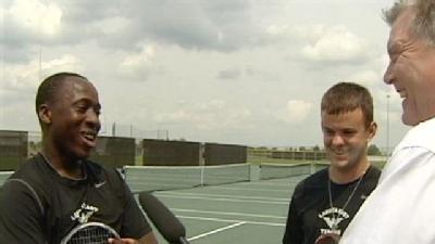 Friends, Opponents Head To State Tennis Championship