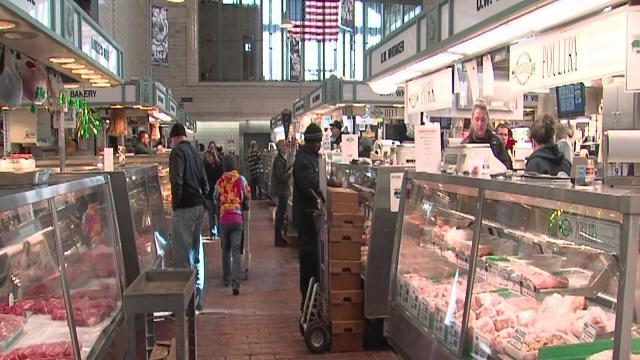 Funding may have been found to upgrade the Cleveland West Side Market