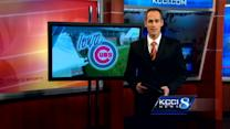 Wild weekend for I-Cubs' grounds crew