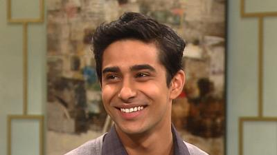 'Life Of Pi's' Suraj Sharma Talks Taking On His First Ever Acting Role