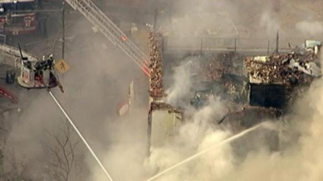 Casualties Reported in East Harlem Building Explosion