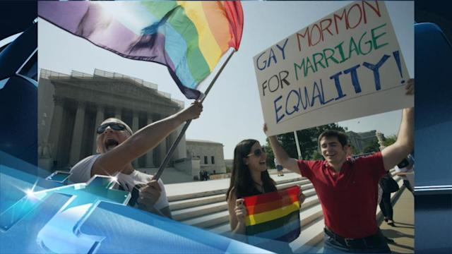 Breaking News Headlines: Supreme Court Could Make History on Same-Sex Marriage, or Not