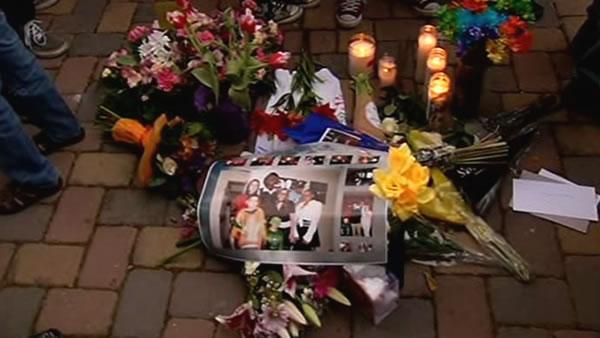 Vigil held for San Jose student hit by train