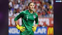 Soccer Star Hope Solo Due In Court
