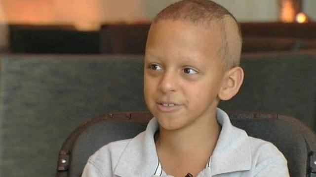 Boy, 11, Helps Feed the Hungry Before Dying of Cancer