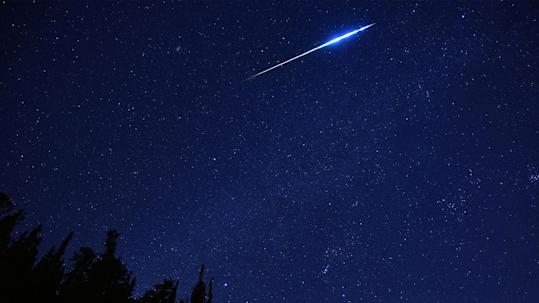 Meteor from a Solar System Light Years Away May Have Hit Earth