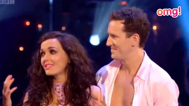 Victoria Pendleton gets emotional as she leaves Strictly
