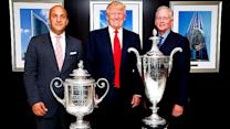 Donald Trump to host two PGA major championships