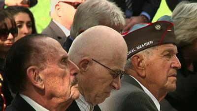 3 WWII Veterans in Florida Honored by France