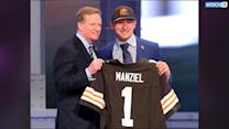Padres Draft Browns QB Johnny Manziel In 28th Round
