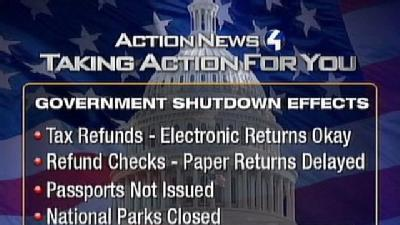 How Government Shutdown Could Have Local Effect