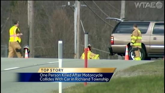 Woman killed in motorcycle crash