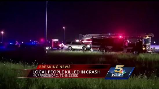 2 Tri-state residents killed in fiery crash on way to Bonnaroo