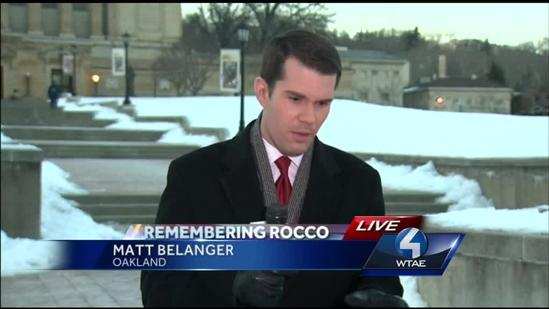 Pittsburghers weigh in on Rocco's memorial service