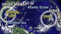Tropical Depression Erin Sparks Fears of Floods