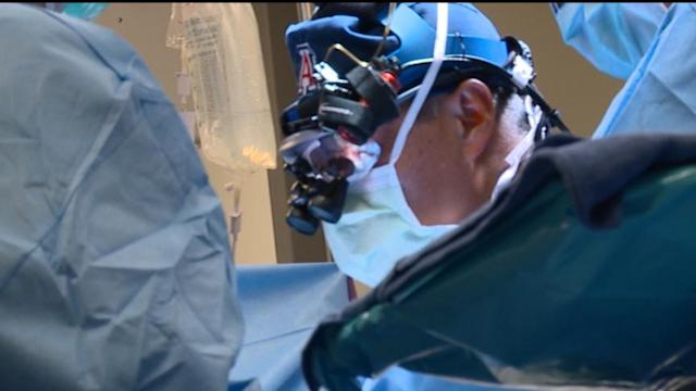 Trauma Surgeon Uses Warzone Skills in ER at Home
