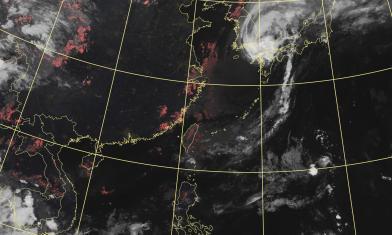 「金鐘罩」發威 2年僅1颱風襲台