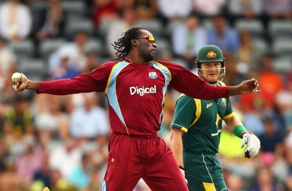 Australia v West Indies - ODI Game 3