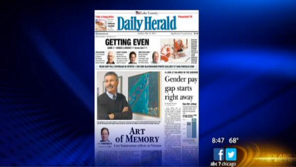 Daily Herald: Gender Pay Gap