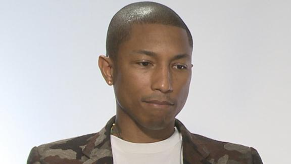 Pharrell Talks Creating The Soundtrack For 'Despicable Me 2'