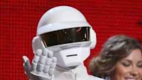 Daft Punk Takes Top Honors at Grammys