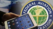Fliers 'On Board' With FAA Gadget Rule Changes