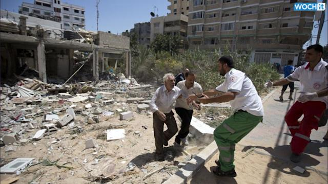 Hamas Agrees To 24-hour Holiday Truce In Gaza War