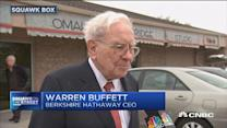 Warren Buffett on 'very slow growth'