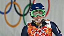 Mikaela Shiffrin more like Missy Franklin than Lindsey Vonn
