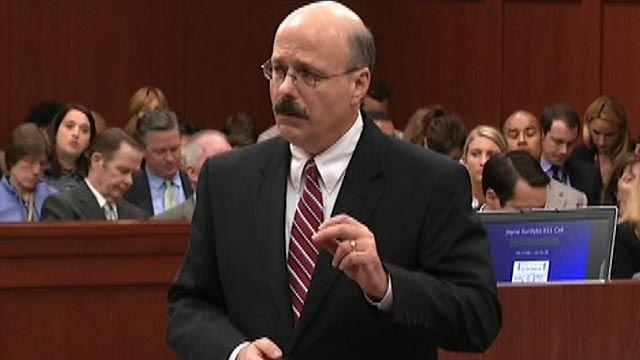 Rating prosecution's closing argument in Zimmerman case