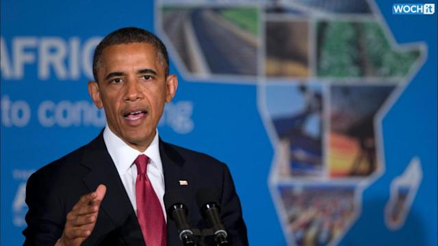 Obama Hosts Africa Summit With An Eye On Legacy