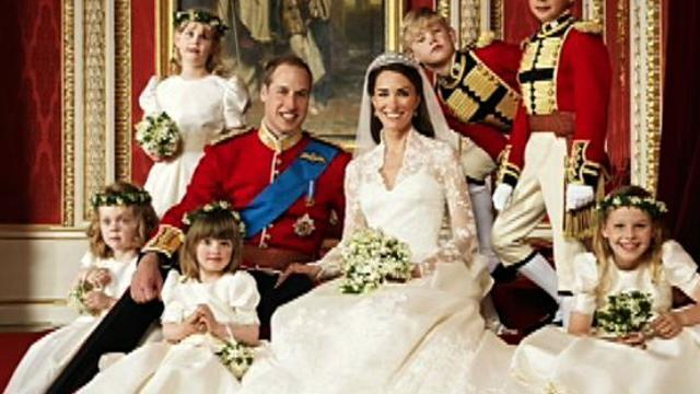 Prince William and Kate Middleton's future