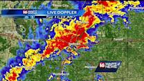 Storms produce heavy rain, flooding in Miss.