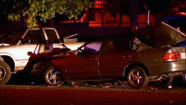 1 dead, 1 hospitalized after accident in San Jose