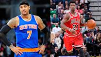 NBA Fantasy - Trade Melo for Jimmy Butler?
