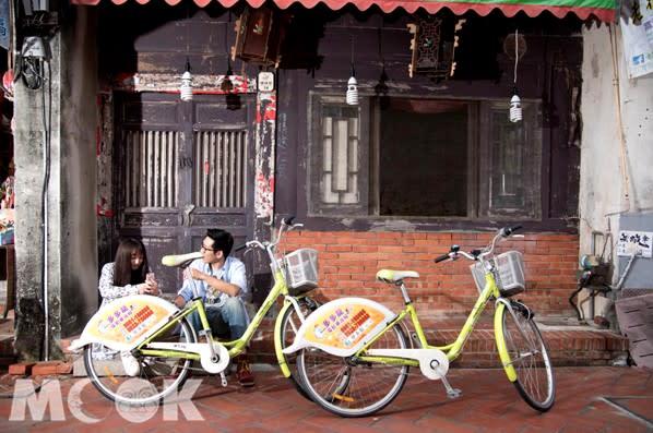統一渡假村規劃鹿港小鎮巡禮,沿途景點多元,也非常適合拍照。