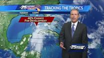 Trouble In The Tropics? System in Gulf may be headed this way
