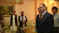"""Leader in Afghan north dismisses Kabul government as a """"show"""""""
