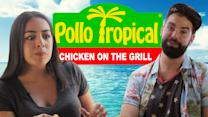 Miami People Try Pollo Tropical For The First Time