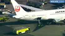 Heavy smoke reported in belly of Logan plane
